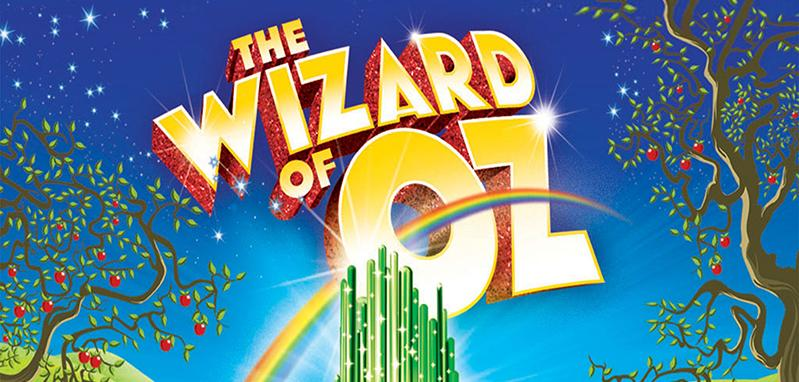 Byron Center High School presents THE WIZARD OF OZ, February 23, 24 & 25 at the Van Singel Fine Arts Center.