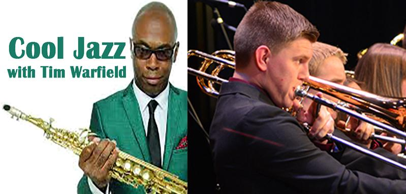 Tim Warfield featured artist with Cool Jazz