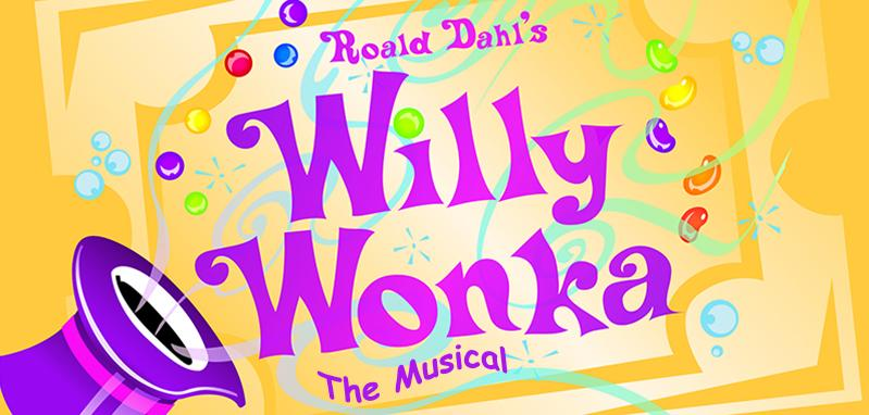 Willy Wonka the Musical coming to the Van Singel Fine Arts Center November 30 through December 2.
